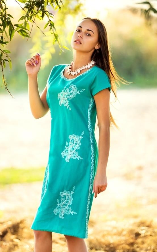 Красиве літнє плаття Індія 19-9-б