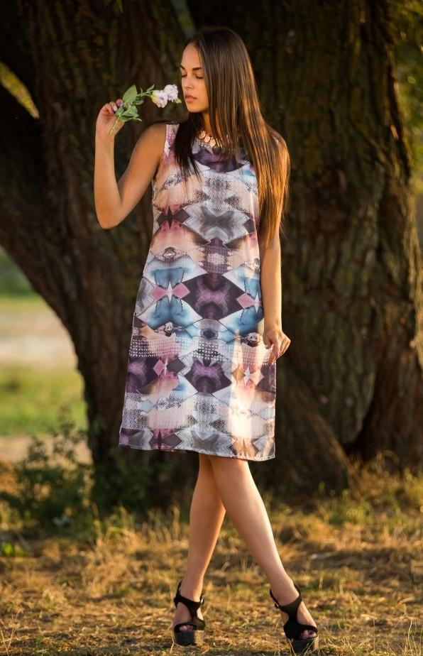 Красивое летнее платье Индия 19-10