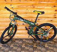 Складной велосипед на дисках Land Rover M-05