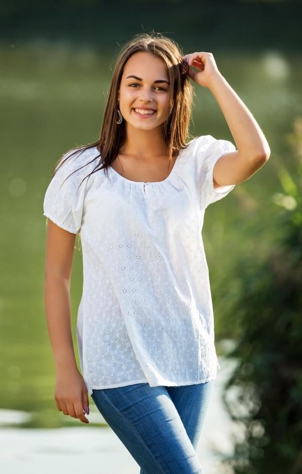 Красива блуза Індія 1006