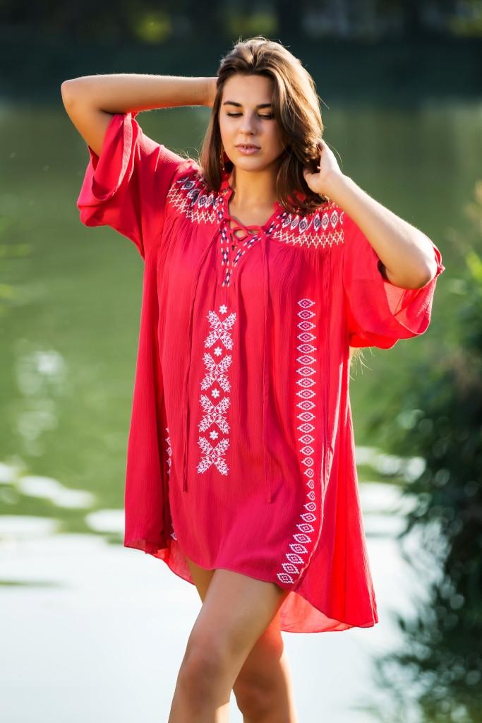 Красивая блуза Индия  5174