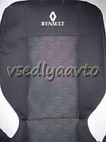 Авточехлы RENAULT LOGAN MCV (универсал) (5 мест, делено) с 2007 г.