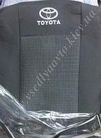 Авточехлы Тойота Avensis 2009 г. (Тойота Авенсис)