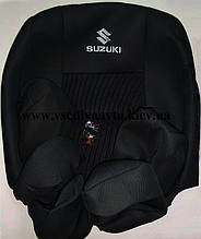 Авточехлы SUZUKI SX4 (cедан) с 2006-2013 гг.