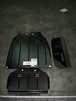 Защита двигателя Ssang Yong Rexton ІІ 2003-2011 гг.