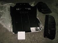 Защита двигателя Ssang Yong Rexton II 2011-