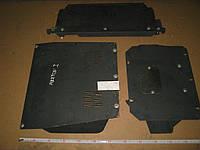 Защита двигателя Ssang Yong Rexton I (2,9D; 3,2) 2001-2003 гг.