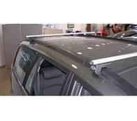 Багажники аэродинамический на рейлинги УАЗ Патриот