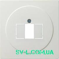 Накладка TAE+Стерео+USB Gira 027640 белый