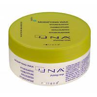 Моделирующий воск для волос гибкой средней фиксации Rolland UNA Modifying Wax