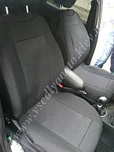 Майки черные на сидение авто (2 шт.)