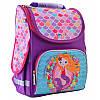 """Рюкзак шкільний каркасний SMART PG-11 """"Mermaid"""""""