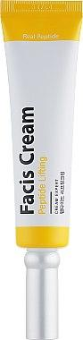 Крем для лица с пептидами Jigott Facis Peptide Lifting Cream, 35мл