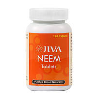 Ниим Джива, Neem Tablets Jiva, 120 таблеток