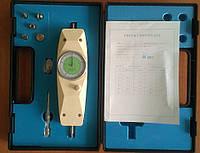 Динамометр аналоговый пружинный универсальный NK-100 (10 кг) ( ДА-100, ДУ-100 ) ( 0,5Н / 0,1кг )