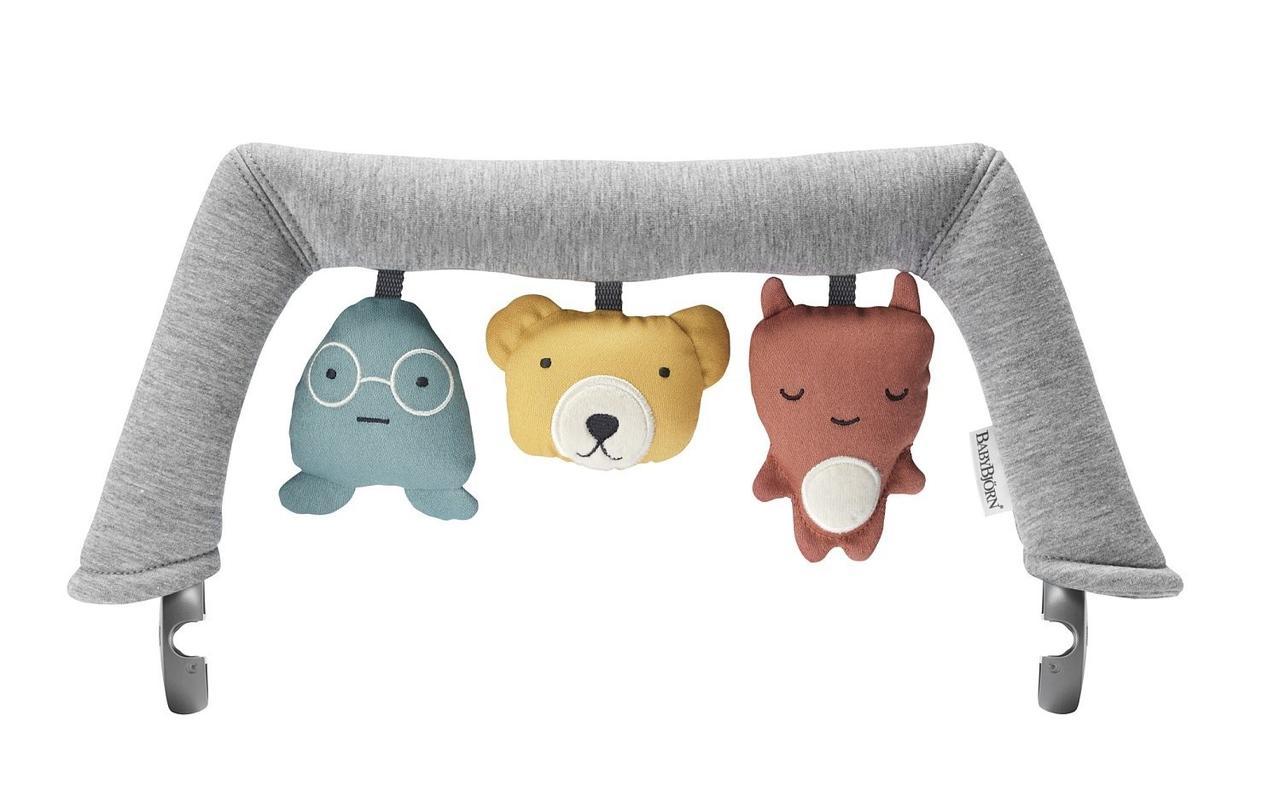 Игрушка для кресла-шезлонга Babybjorn - Soft Friends