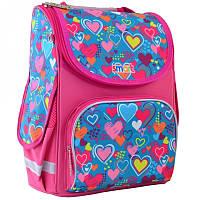 """Рюкзак шкільнийкаркаснийSMART PG-11 """"Charms"""""""