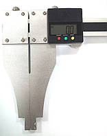 Цифровой штангенциркуль из углеволокна, длина 800 мм, точность 0,1 мм, губки 135 мм