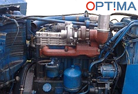 Переоборудования МТЗ на турбину ТКР-6, Установка турбины