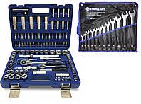 Набор инструментов для авто 108ед и набор ключей для авто 12ед. STANDART