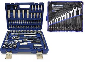 Набір інструментів для авто 108ед і набір ключів для авто 12ед. STANDART
