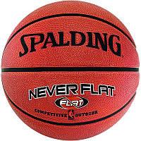 Мяч баскетбольный Spalding Neverflat Outdoor Size 7