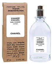 Тестер женский Chanel Chance Eau Tendre, 67 мл.