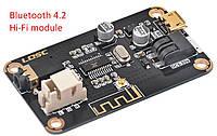 Bluetooth 4.2 Высококачественный модуль декодера аудио. DC 5-35V AUX., фото 1