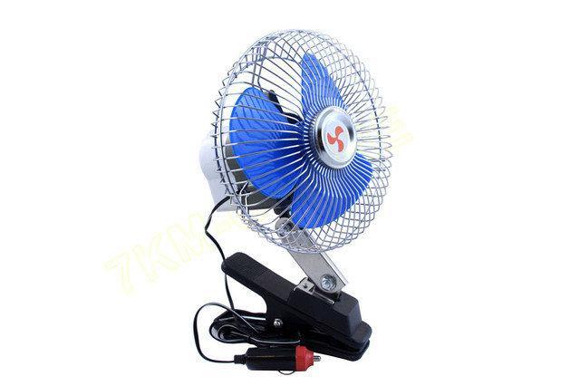 Вентилятор автомобильный 12V