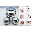 Ручной Роликовый массажер  для тела антицеллюлитный 4D Massager XC-202, фото 3