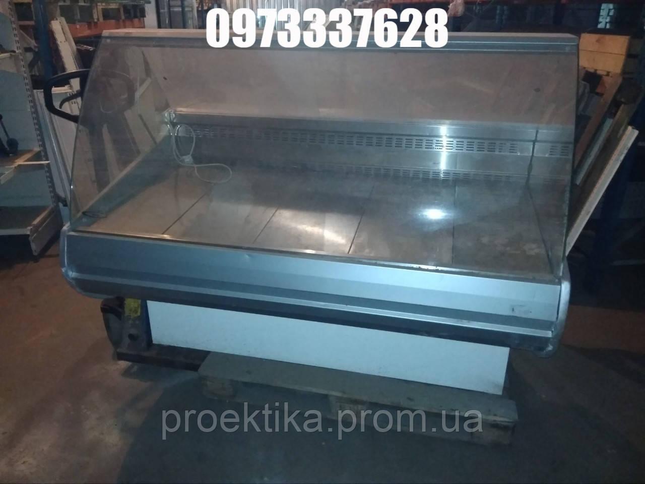 Витрина холодильная Росс 1,6 бу