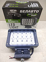 Фара светодиодная LED BELAUTO CREE Flood LED, 45W, Рассеянный свет
