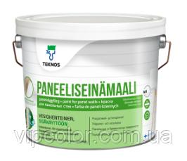TEKNOS PANEELISEINÄMAALI Краска для панельных стен База 1 2,7л