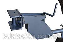 """Плуг оборотний універсальний для важких мотоблоків та мотоблоків Мотор Січ """"-1у"""" (регульований), фото 3"""