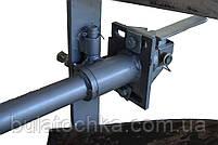 """Плуг оборотний універсальний для важких мотоблоків та мотоблоків Мотор Січ """"-1у"""" (регульований), фото 6"""