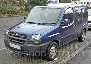Fiat Doblo I 00-10 заднее салона левое LG