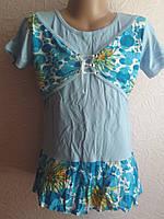Туника - платье для  девочки 3-5 лет, фото 1
