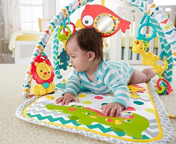 Детский развивающий коврик Fisher Price DPX75