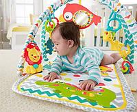 Детский развивающий коврик Fisher Price DPX75, фото 1