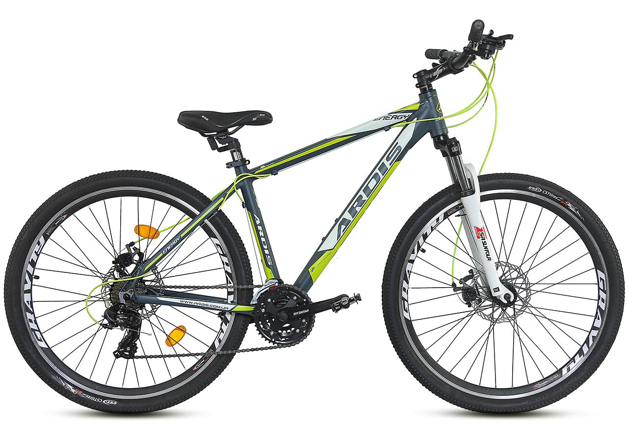 """Горный велосипед ARDIS ENERGY 27,5""""  Серый"""