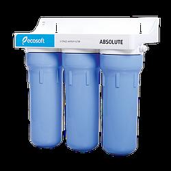 Потрійний фільтр Ecosoft Absolute