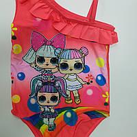 Сдельный детский купальник Lol 647, фото 1