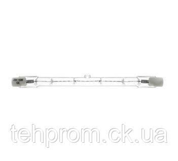 Лампа линейная галогенная 150Вт, 117.6 мм, фото 2