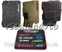 Водительский коврик ворсовый для  MAZDA M5
