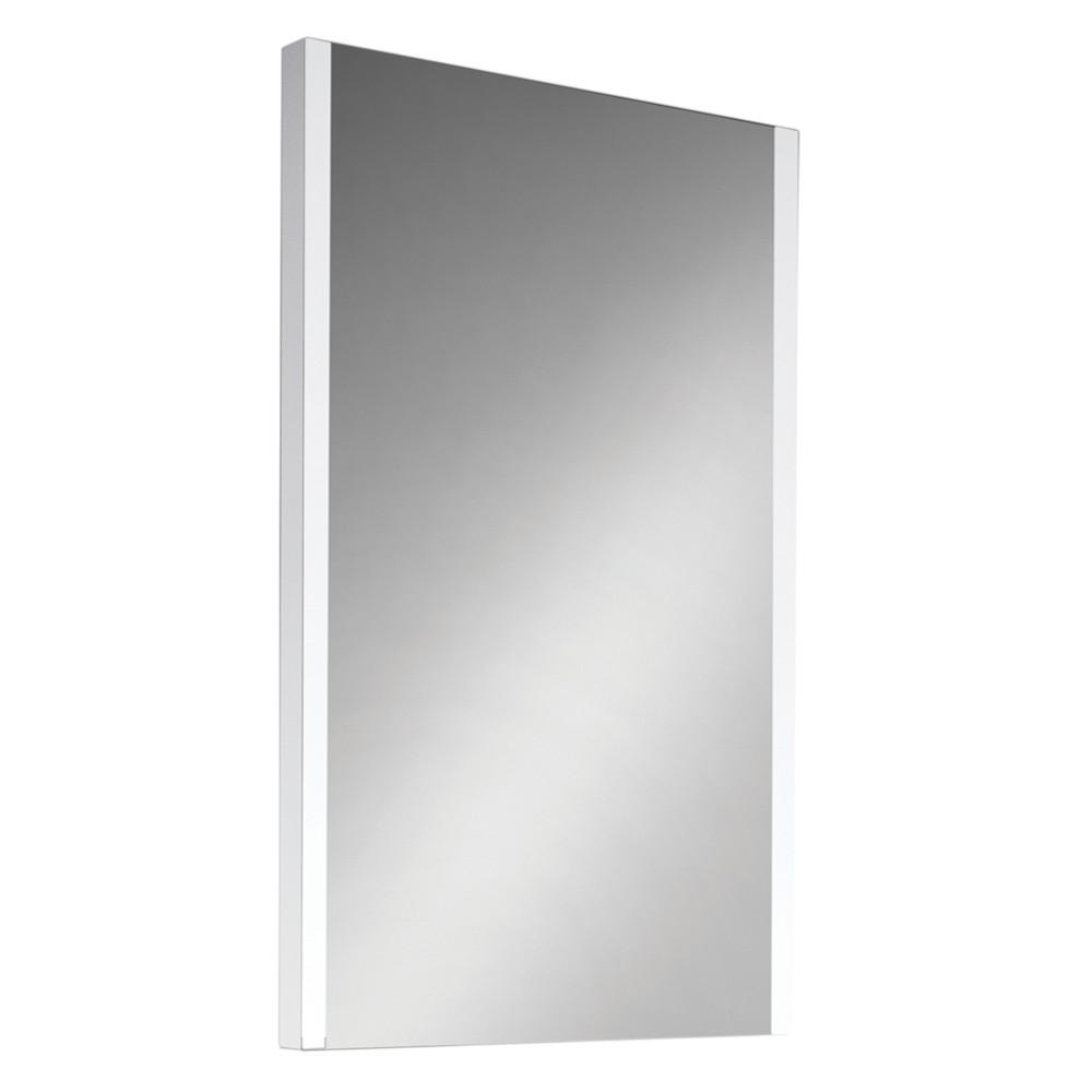 Зеркало COLOMBO Акцент 50 белый глянец