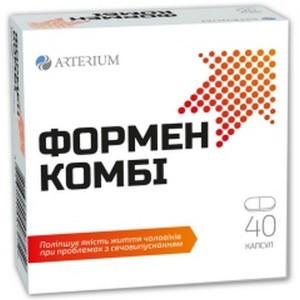 """БАД для мужчин """"Формен комби"""" (капсулы 340мг 40шт Украина)"""