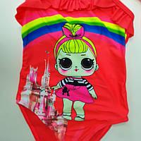Сдельный детский купальник LOL 646, фото 1