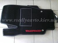 Ворсовые коврики в салон Volkswagen Polo седан (2010-)