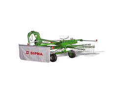 Грабли-валкообразователи Sipma ZK-350 / 450 / 650 WIR одно и двух роторные