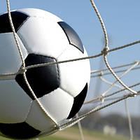 Сетка для футбольных ворот 5х2 м (капрон)